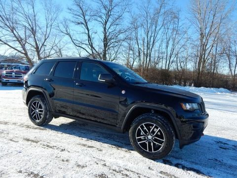 New Jeep Grand Cherokee Trailhawk