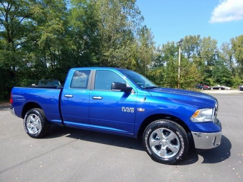 2018 dodge big horn. simple big new 2018 ram 1500 big horn quad cab 4x4 6u00274 box to dodge big horn