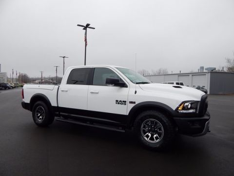 New Ram 1500 Rebel