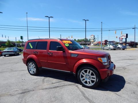 Used Dodge Nitro Heat