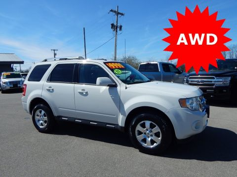Pre-Owned 2011 Ford Escape Limited