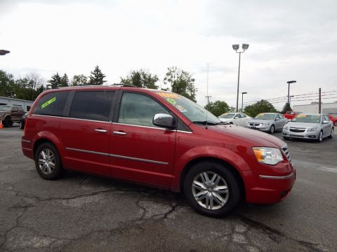 Used Chrysler Town & Country Limited