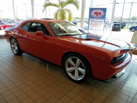 New Dodge Challenger SRT8