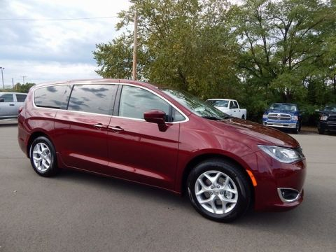 New Chrysler Pacifica Touring Plus