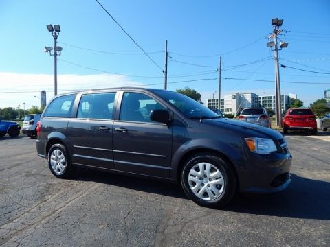 New Dodge Grand Caravan AVP