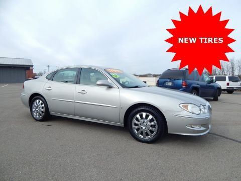 Pre-Owned 2008 Buick LaCrosse CXL