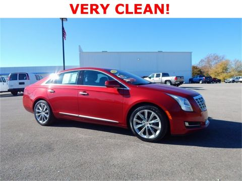 Used Cadillac XTS Base