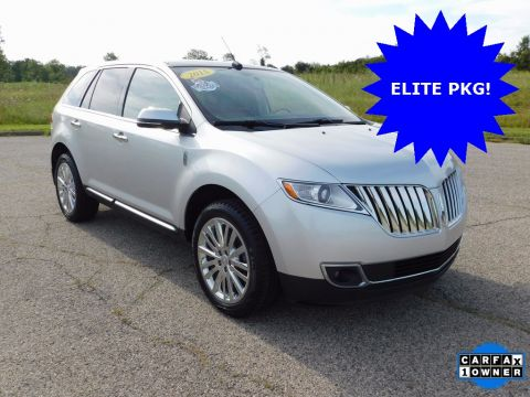 Used Lincoln MKX Base