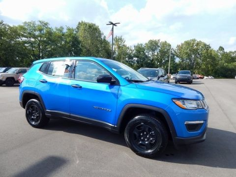 New Jeep Compass Sport