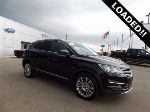 Used Lincoln MKC Base