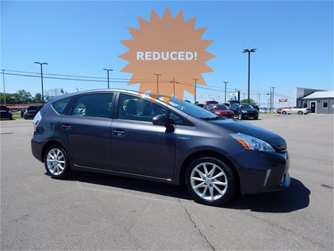 Used Toyota Prius v Two