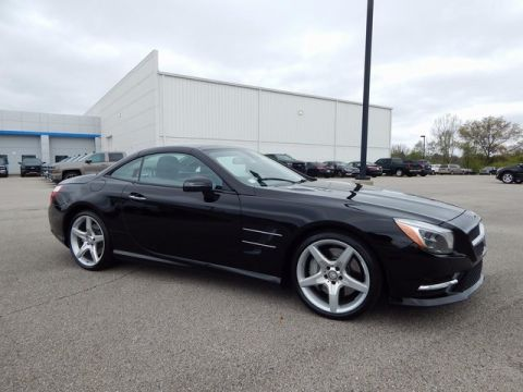 Used Mercedes-Benz SL-Class SL550 Cabriolet