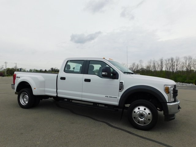 Pre-Owned 2019 Ford F-450SD XL