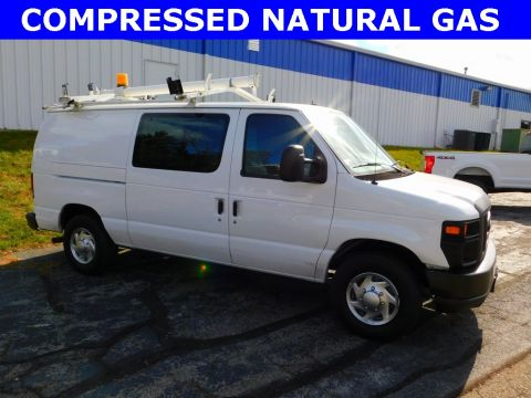 Pre-Owned 2010 Ford E-250 Commercial