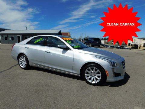 Pre-Owned 2014 Cadillac CTS 3.6L Luxury