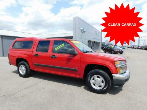 Pre-Owned 2008 Chevrolet Colorado LT