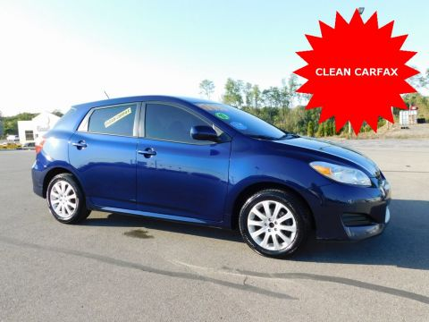 Pre-Owned 2011 Toyota Matrix Base
