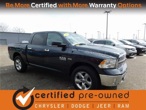 New 2016 Ram 1500 Big Horn
